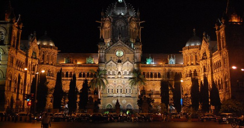 Mumbai CST Station | ©Advait Supnekar/Flickr