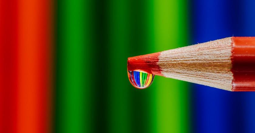 A drop of colors © Aotaro / Flickr