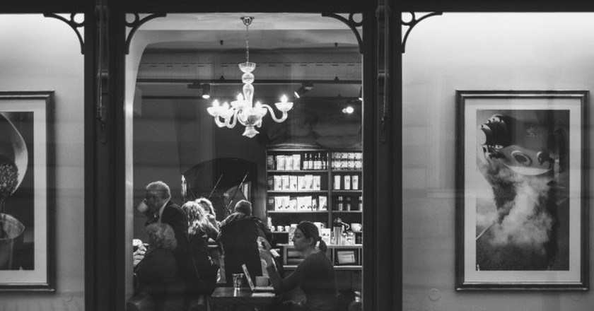 Viennese Coffee House | ©Christian Siedler/flickr