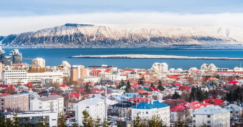 Reykjavik, Iceland   © BBandSIRI/Shutterstock