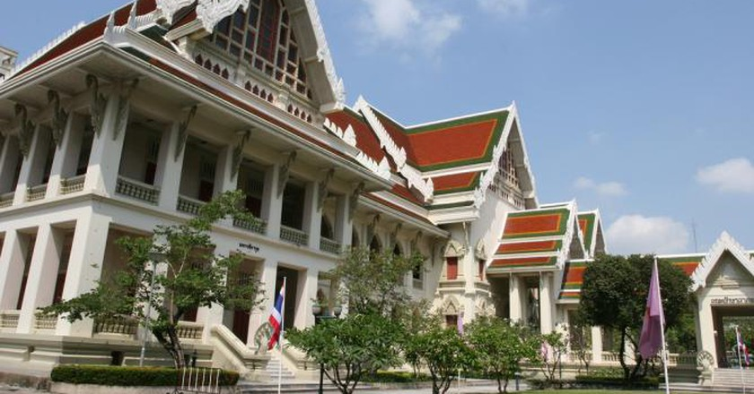 University Galleries In Thailand