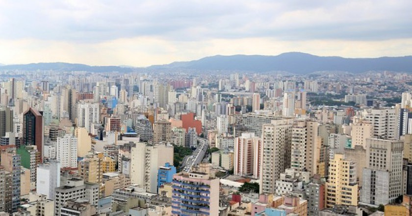 São Paulo is one of the most populated cities in the world and the largest in South America / PIxabay