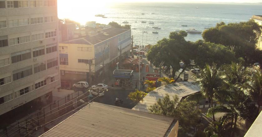 Vista da Janela do Hotel ©Angélica Alves | Fotografia