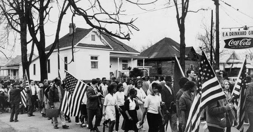 A Journey Along the Selma to Montgomery National Historic Trail