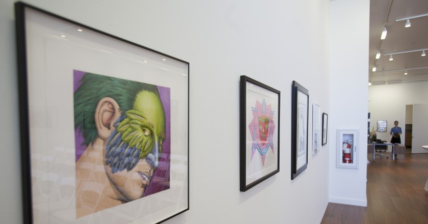 Kansas City's neighbourhoods boast a number of buzzing contemporary art galleries and spaces © COD Newsroom / Flickr