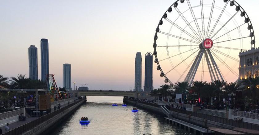 Sharjah ©Martin Lewison