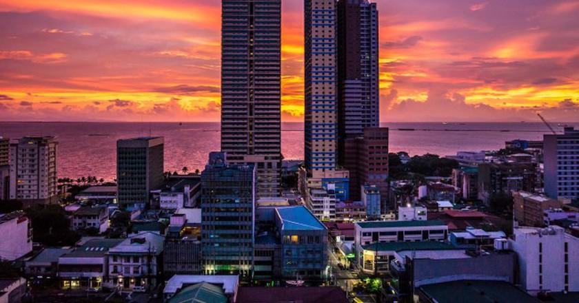 Manila Skyline, Philippines |© Pixabay