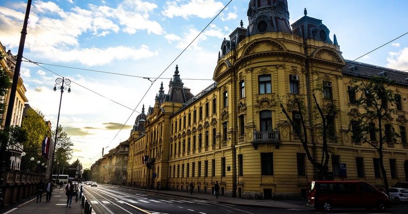 Zagreb Streets   ©G0DeX/Flickr