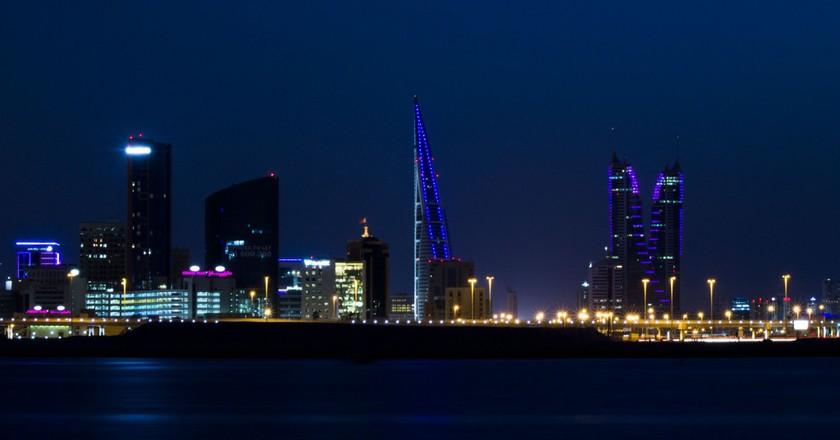 Bahrain Skyline  ©Rory/Flickr