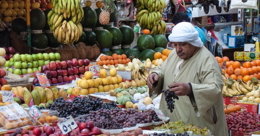 A market in Cairo |© Pixabay