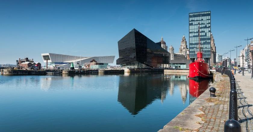 Liverpool Dockside | © Pixabay