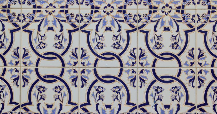 Portuguese Print Tiles |  © Pixabay