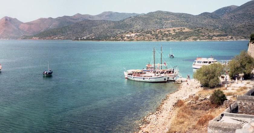Spinalonga, Crete | ©Robert Linsdell/ Flickr