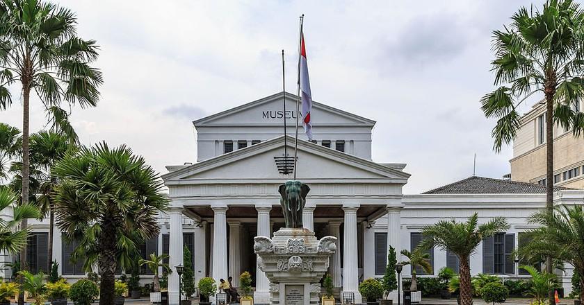 Jakarta Indonesia National-Museum-01 | © © CEphoto, Uwe Aranas/WikiCommons