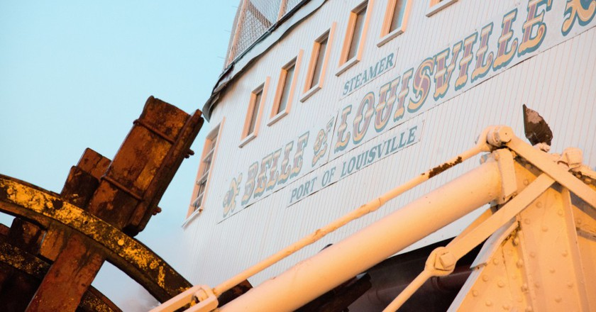 Belle of Louisville | ©Photos by S.Harrison/UofL/Flickr
