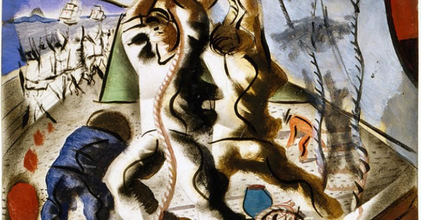How Candido Portinari Combined Brazilian Politics & Post-War Art