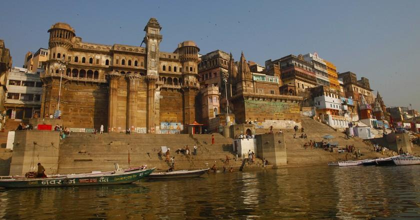 Varanasi   ©Andrzej Wrotek/Flickr
