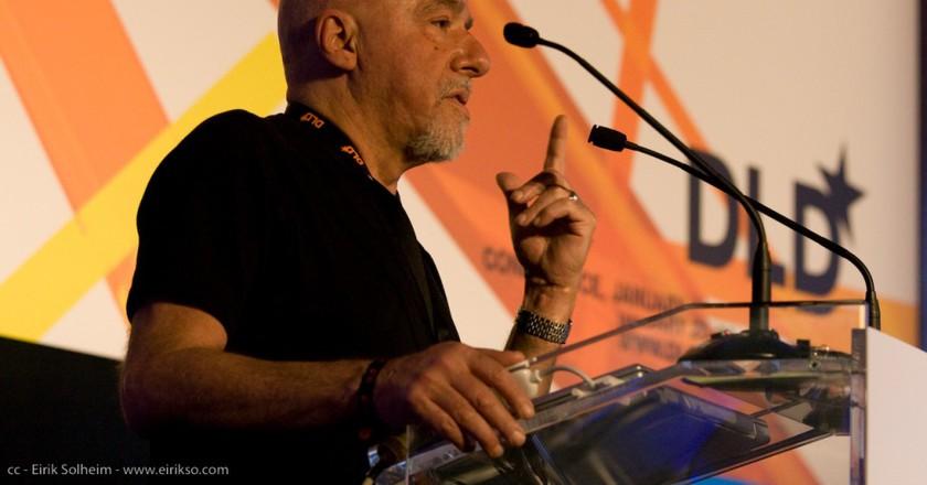 Paulo Coelho   © Eirik Solheim/WikiCommons