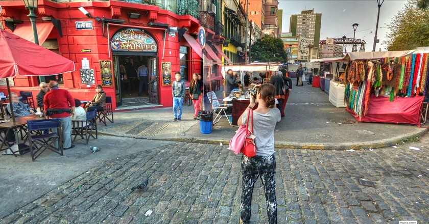 Buenos Aires street photography ©Kevin Dooley