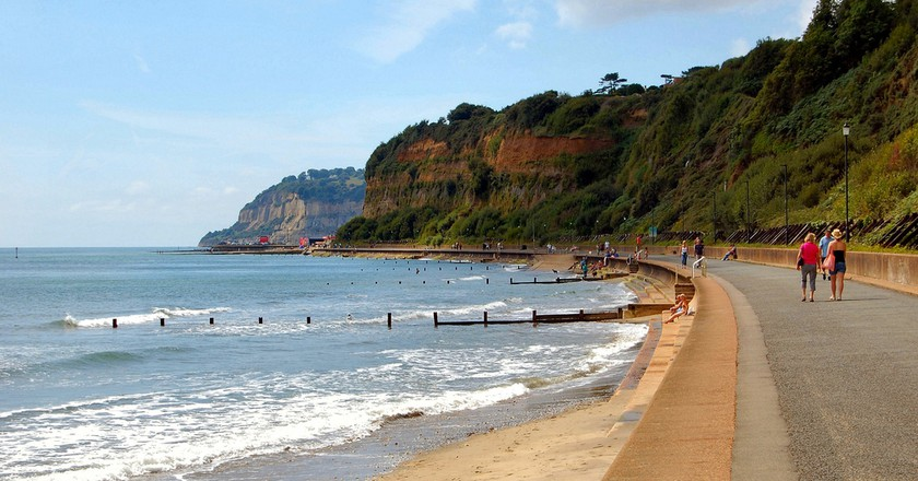 From fine dining to boutique beach cafes, the Isle of Wight has a lot to offer © Ronald Saunders / Flickr