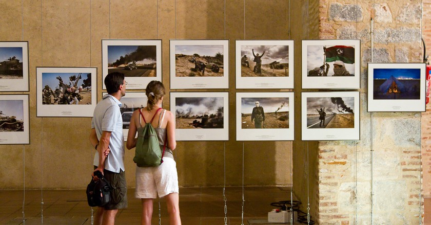 Photography Exhibition  © Atursports/Shutterstock