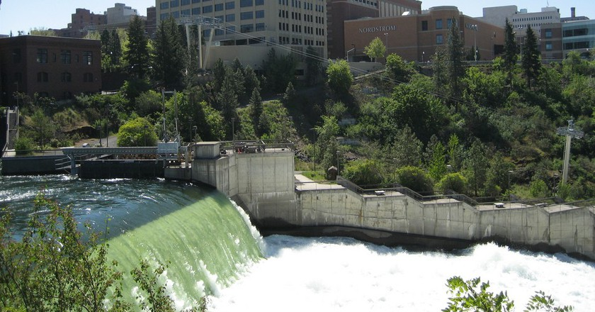 Downtown Spokane Washington | © ClarkProductions2008/Flickr