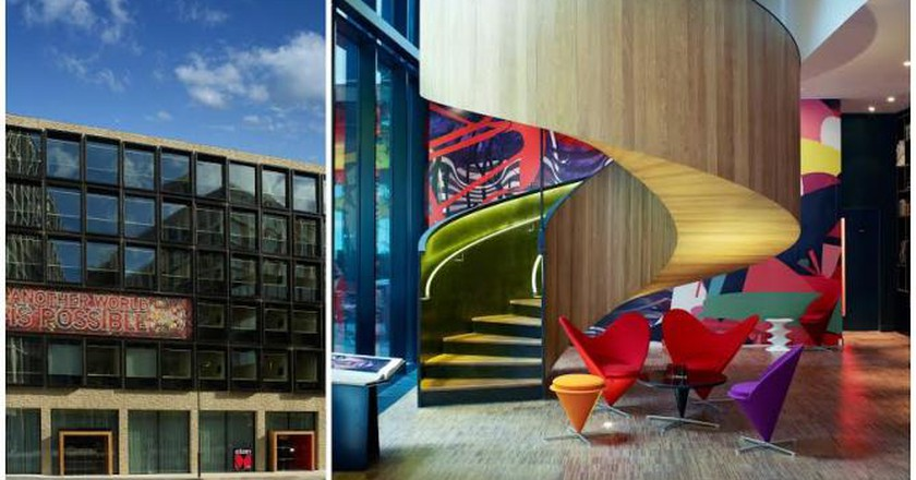 7 Cultural Reasons to Stay at citizenM in London