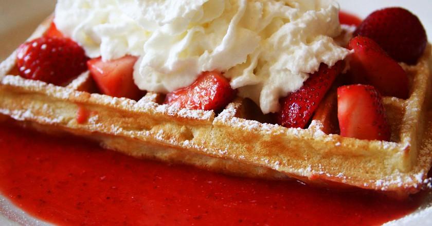 Waffle  © David Pham/Flickr