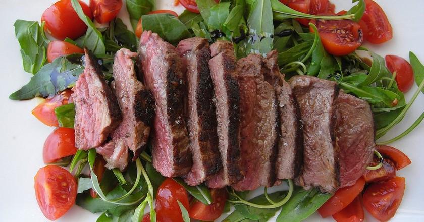 Steak Salad ©momo