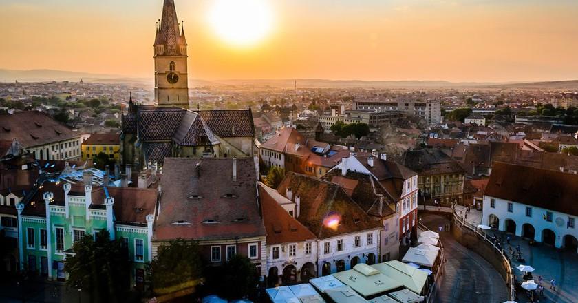 Discover Sibiu |© Andrei-Daniel Nicolae / Flickr