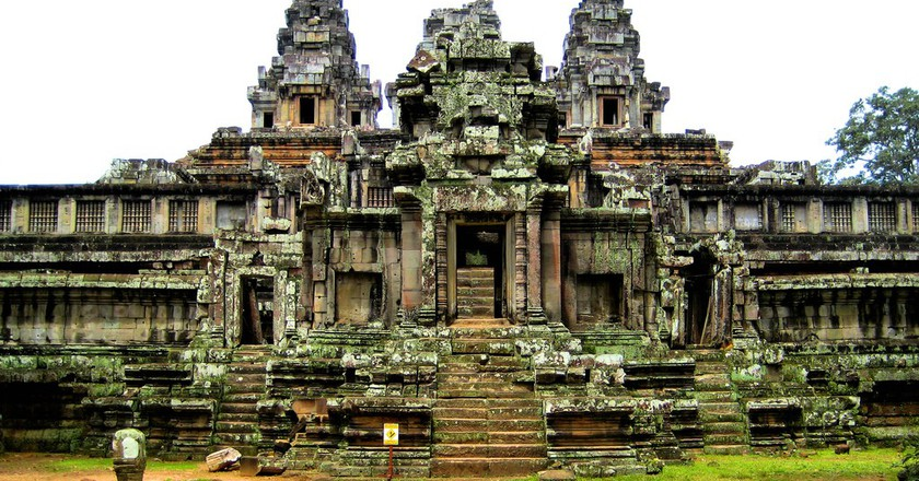 Angkor Temple | ©Francisco Anzola/Flickr