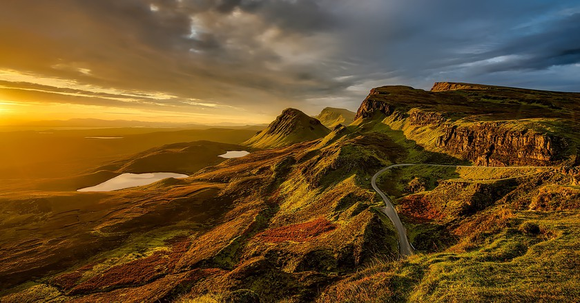 Scotland | © tpsdave/Pixabay