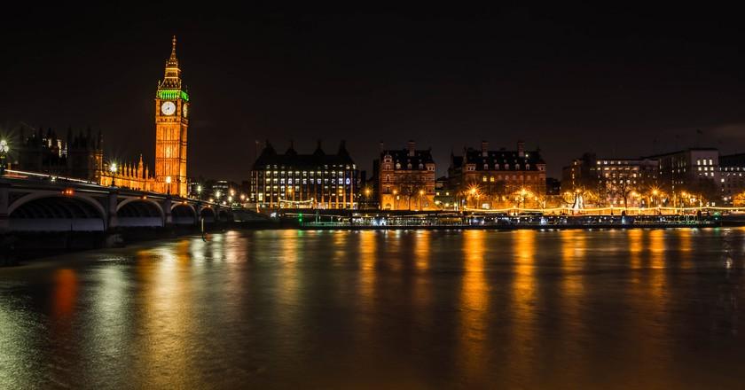 Big Ben | ©Ben Cremin/Flickr