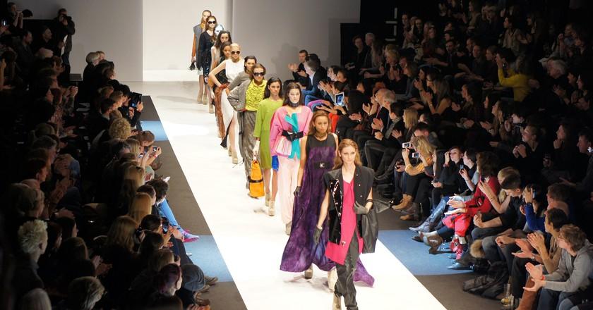 Berlin Fashion Week   ©Yukiko Matsuoka/Flickr