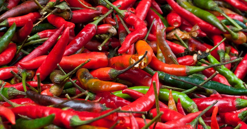 Thai Chilli | © Mark Fischer / Flickr