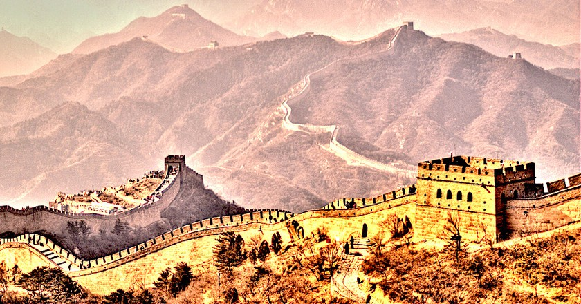Great Wall of China | © Jonathan Corbet/Flickr