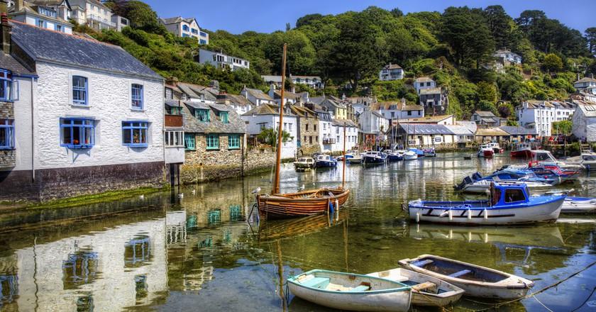 Port of Polperro, Cornwall | © Rolf E. Staerk/Shutterstock