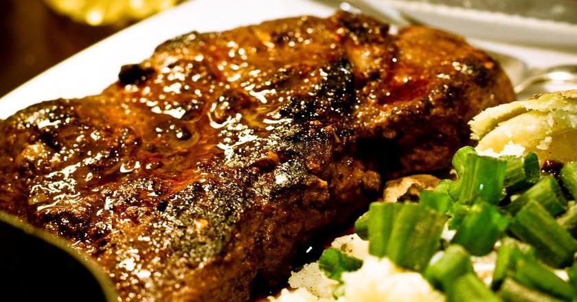 Steak   © Carlos/Flickr