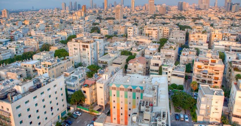 Tel Aviv | © israeltourism/ Flickr