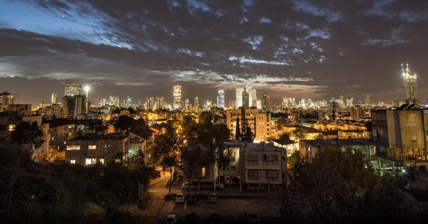 Is Tel Aviv the New York of Israel?