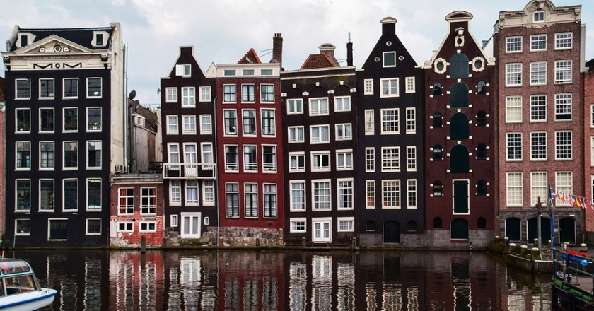 A Couple's Guide to Amsterdam