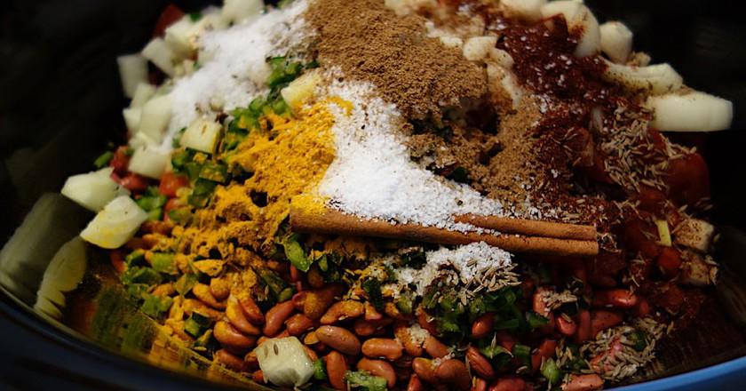 Crock pot recipe | © emilee rader/Flickr