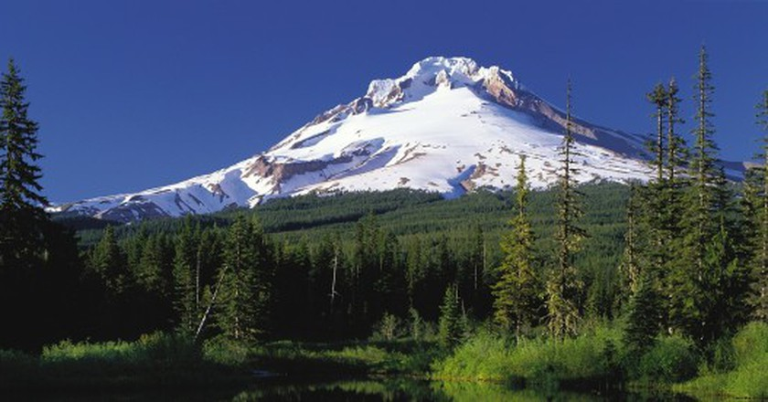 Mount Hood, Oregon | © Pixabay