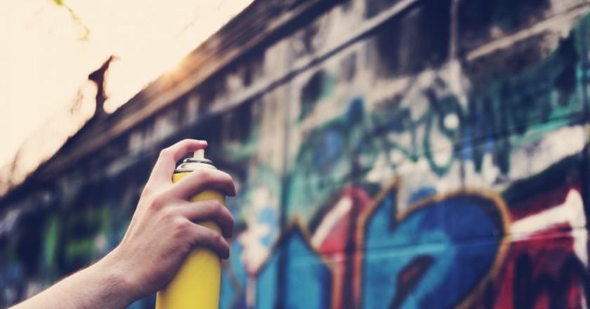 Graffiti Artist  | © Rawpixel.com/Shutterstock