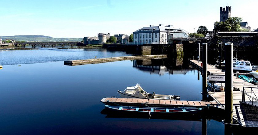 River Shannon in Limerick | © William Murphy/Flickr