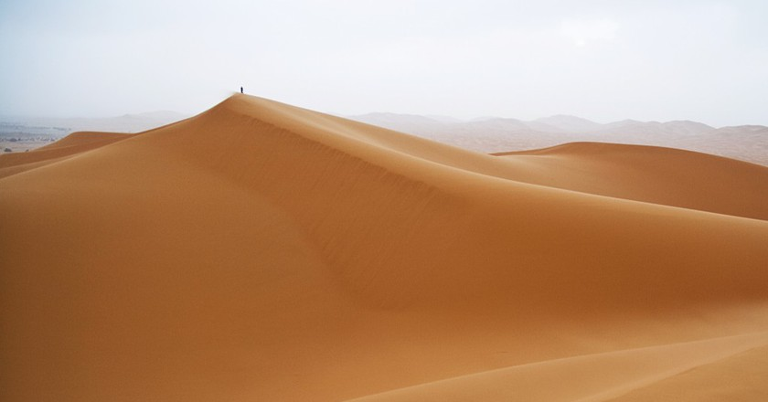 Moroccan Desert | ©Dimitry B./Flickr