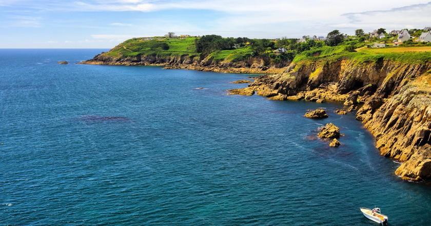 Brittany's coastline |© Edwin van Buuringen/Flickr