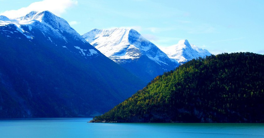 Geiranger Fjord | ©Les Haines/Flickr