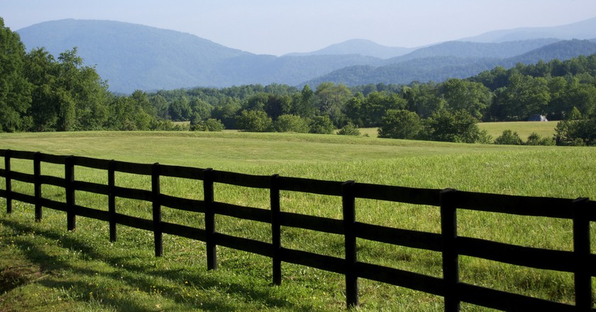 West Virginian countryside