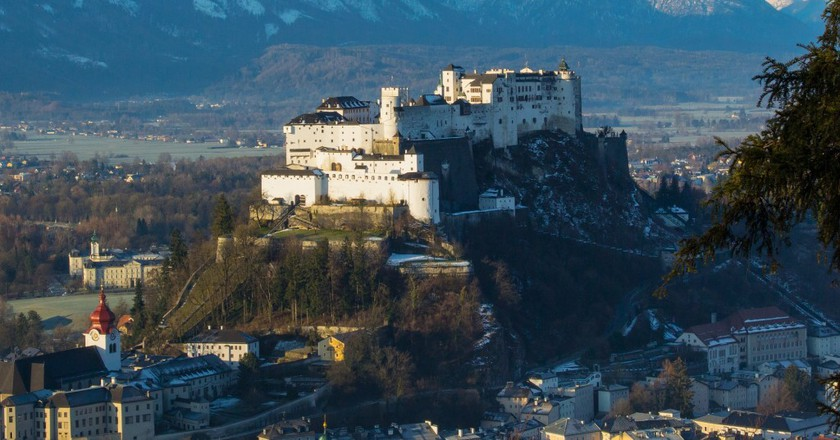 Salzburg Switzerland